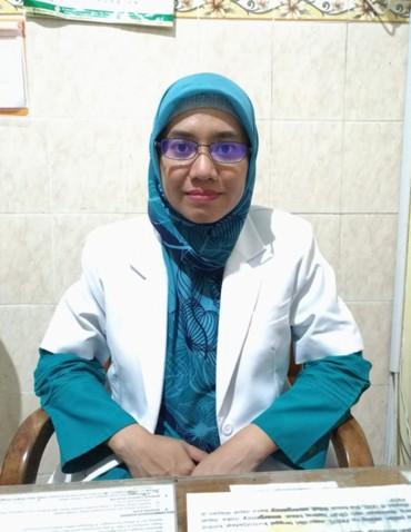 dr. Savitri Rahayu, Sp.OG